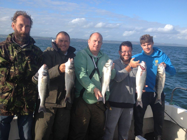 Pembrokeshire boat trips
